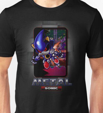 Metal Sonic Unisex T-Shirt