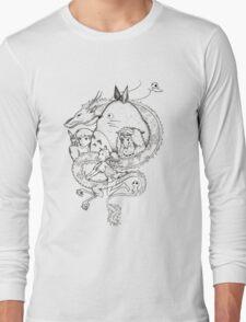 Miyazaki mash up T-Shirt