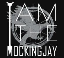 I AM THE MOCKINGJAY by krishnef