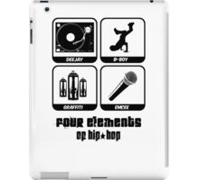 Four Elements of Hip-Hop iPad Case/Skin