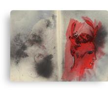 """Idle hands make devils work"" Canvas Print"