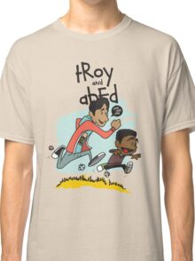 Troy + Abed Classic T-Shirt