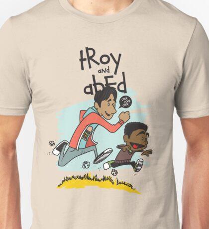 Troy + Abed Unisex T-Shirt