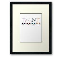 TMNT (TROOPERS) Framed Print