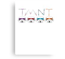 TMNT (TROOPERS) Canvas Print