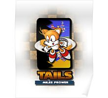 Tails Miles Prower Poster