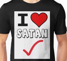I Heart Satan Unisex T-Shirt