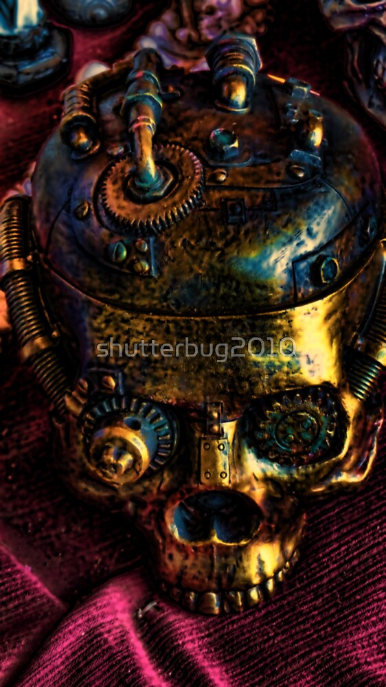 Future Relic From Tomorrow's Past by shutterbug2010