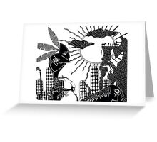 Victory @ Big Chief Mountain Greeting Card