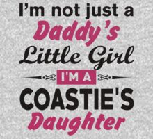 I'm Not A Daddy Little Girl Im A Doctor Coastie by loveartt