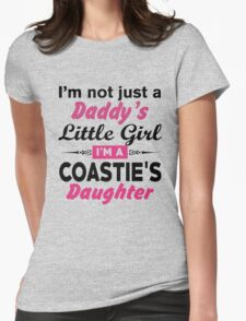 I'm Not A Daddy Little Girl Im A Doctor Coastie T-Shirt