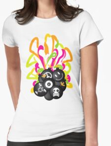 Tic_Tac_Bomb Womens Fitted T-Shirt