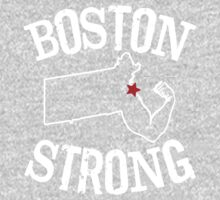 Boston Strong Arm Kids Clothes