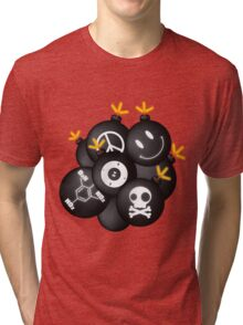 Tic_Tac_Bomb Tri-blend T-Shirt
