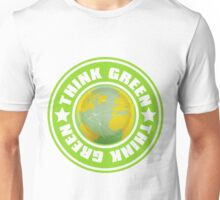 Think_Green Unisex T-Shirt