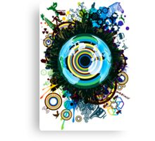 The_World Canvas Print