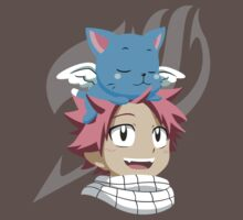 Natsu and Happy Kids Clothes