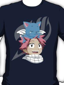 Natsu and Happy T-Shirt