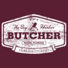 The Bay Harbor Butcher (worn look) by KRDesign