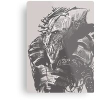 The Royal Jester Metal Print
