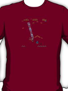 2UP Arcade Fun T-Shirt