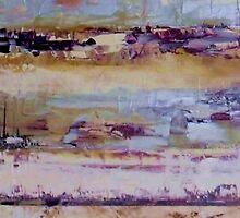 A painted Desert  by helenehardyart