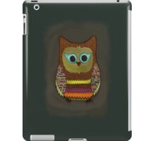 IPAD Cover: Owl iPad Case/Skin