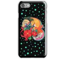 Holly Gecko iPhone Case/Skin
