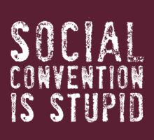 Social Convention by e2productions