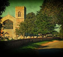 Edgefield Church, Norfolk by JulieCoe