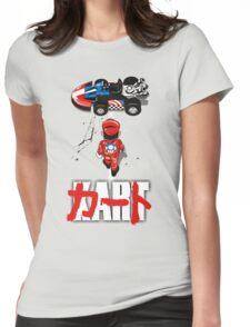 KART Womens Fitted T-Shirt