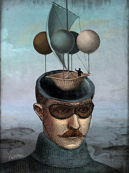 More Adventures please! by Catrin Welz-Stein