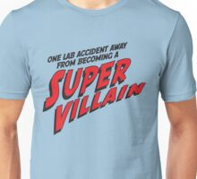 Super Villain Unisex T-Shirt