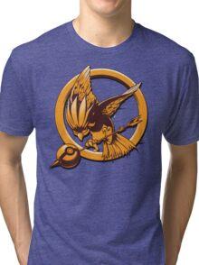 POKE GAMES Tri-blend T-Shirt