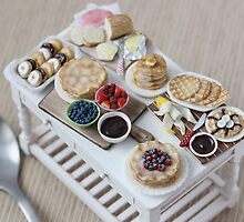 Sweet Brunch for Sweet Friends by PetitPlat