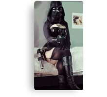 Darth Lady Canvas Print