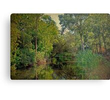Dilham, Norfolk Metal Print