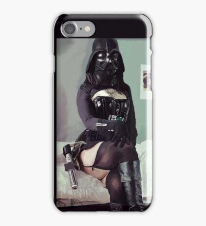 Darth Lady iPhone Case/Skin