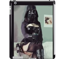 Darth Lady iPad Case/Skin