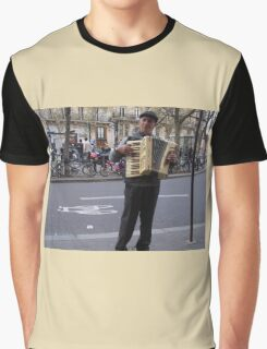 The Busker Graphic T-Shirt