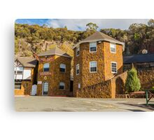 Penny Royal, Launceston, Tasmania, Australia Canvas Print