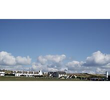 Portland Bill, Village, Dorset Photographic Print