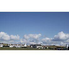 Portland Bill, Village, Dorset Photographic Print