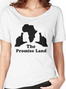 The Promise Land Women's Relaxed Fit T-Shirt