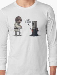 'Tis But a Scratch Long Sleeve T-Shirt