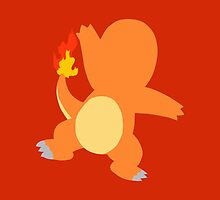 Charmander by Loxord