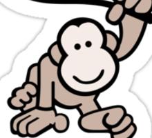 Monkey Tennis? Sticker