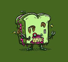 Zombie Sandwich Bot by nickv47