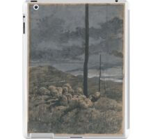 John_Martin_-_The Destruction of Sodom and Gomorrah, iPad Case/Skin