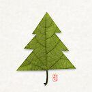 Xmas Leaf by 73553